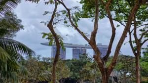Wolkenkratzer Singapur