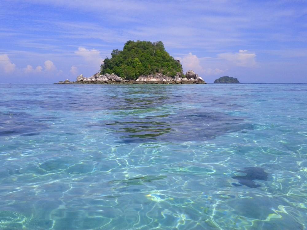 Perfekt für den Elternzeit-Urlaub: Insel vor Ko Lipe