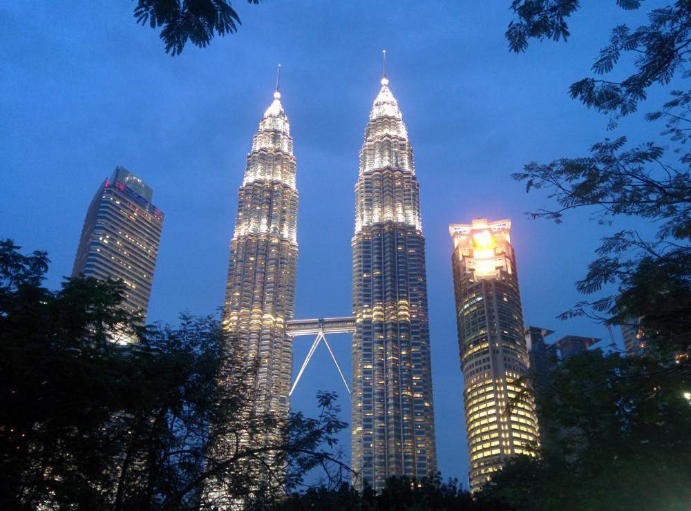 Kuala Lumpur mit Kindern